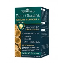 Natures Aid Immune Support +, 30 Tablet