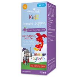 Natures Aid Kidz Immune Support, 150ml